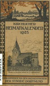 Heimatkalender 1925