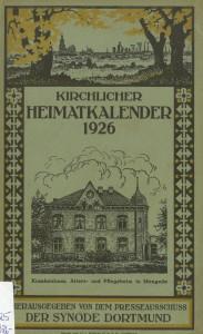 Heimatkalender 1926