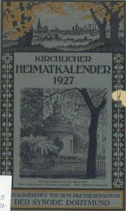 Heimatkalender 1927