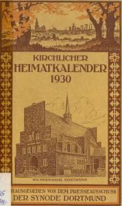 Heimatkalender 1930